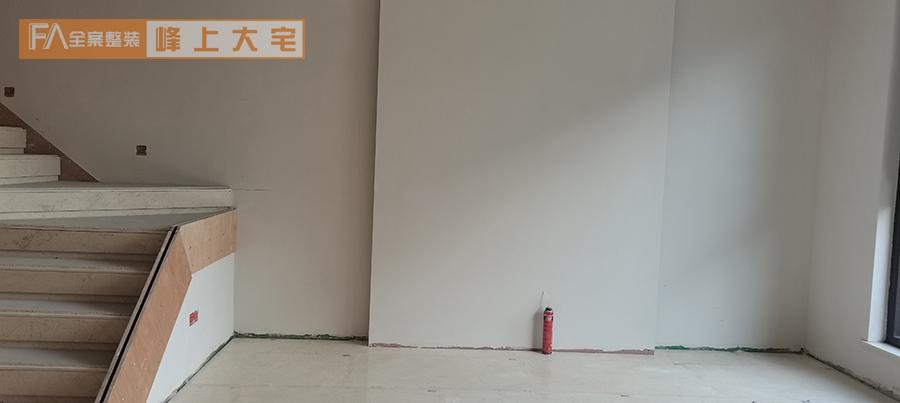 南京别墅装修|南京别墅装饰|南京别墅在施工地|南京瑞安翠湖山别墅在施工地